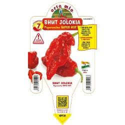 Peperoncino Bhut Jolokia -...