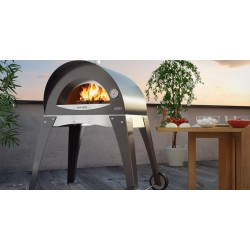Forno Ciao-Alpha pizza